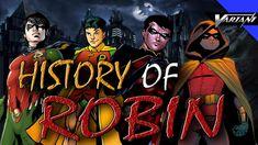NTAGRS pick of the week: Do you know how many Robin sidekicks Batman had? #Fear1ess3 #NTAGRS