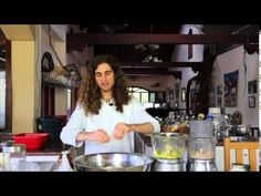 Raw Food Recipe - Raw Hash Browns!