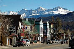 Frisco, CO....one of the cutest towns in CO http://mycoloradotravel.com