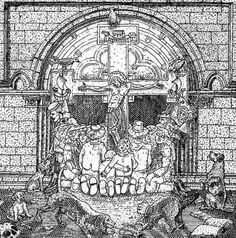 Skull illusion by Istvan Orosz, hungarian artist. Image Illusion, Illusion Art, Illusion Pics, Cool Optical Illusions, Art Optical, Illusion Drawings, Illusion Paintings, Skull Artwork, Skeleton Art
