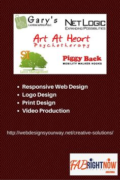 Creative Solutions | Web Designs Your Way