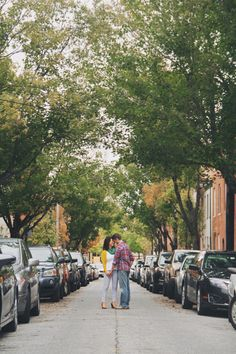 Engagement photos in Fells Point Baltimore Maryland by Rebecca Frances Photography