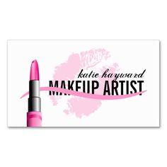 Stylish lips makeup artist 23 business card lip makeup business stylish lips makeup artist 23 business card lip makeup business cards and lips colourmoves