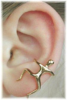 Man Ear Cuff