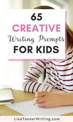 Looking for some creative writing prompts for your kids? Whether you are looking for homeschool ideas or you're looking for some writing activities for kids, or your kids like writing in a journal - you will love these! Perfect for daily journaling and kids in primary and middle school. Get these fun writing prompts now! Homeschool writing prompts, writing inspiration and tips. #creativewriting #writingprompts Writing Prompts For Kids, Cool Writing, Writing Skills, Writing Activities, Family Activities, Quotes About Motherhood, Indoor Activities For Kids, Boredom Busters, Mom Hacks