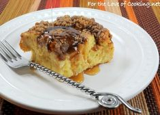 cinnamon baked french toast. #make ahead #breakfast