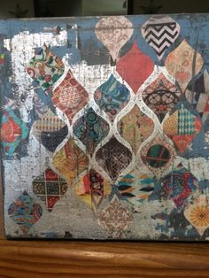Inspired by Jill Ricci - love her work!