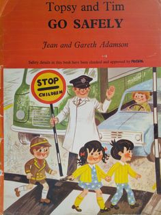 Topsy and Tim Go Safely