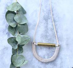 $62 Urias Ceramic Necklace