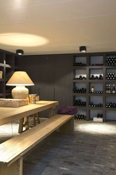 Wine cellar - www.leemconcepts.nl