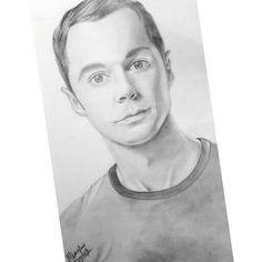 Dr. Sheldon Cooper. Portrait