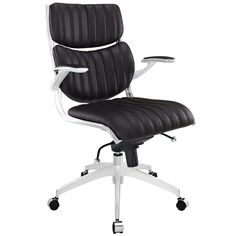 Escape Midback Office Chair in Brown