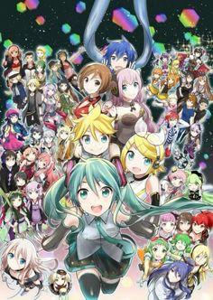 Vocaloid chara