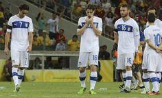 Copa Confederaciones: Los de la derrota en el España vs Italia