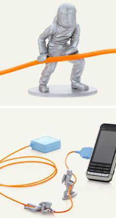 12 Coolest Cable Organizers (cable organizer, cable holders) - ODDEE