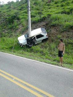 Primeiro Sargento Valcir de Souza, acidentou-se na estrada de Amparo em Nova Friburgo - RJ, vindo a falecer no local! Saudades eternas!