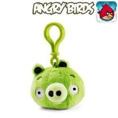 Angry Birds Clips - Kızgın Kuşlar Anahtarlıklar | buldumbuldum.com ile hediye et