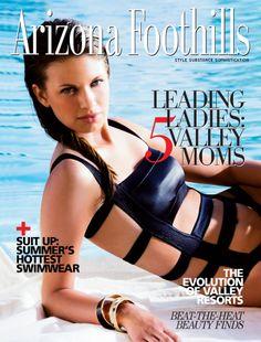 Arizona Foothills Magazine Covers