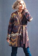 Вязаная мода из Финляндии. Осень - №4 - 2012