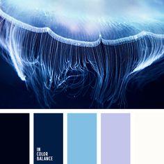 Color Palette No. Colour Pallette, Colour Schemes, Color Patterns, Color Harmony, Color Balance, Color Lila, Dark Blue Color, Design Seeds, Color Stories