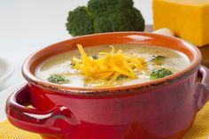 Broccoli Cheese Soup | Metabolic Research Center | Recipe