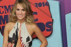 Carrie Underwood's No-Fail Workout   and Diet Favorites