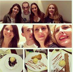 sarazurita3 publicó una gran foto de másquepintxos en Instagram y muy dulce