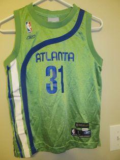 Jason Terry - Atlanta Hawks Retro jersey - Reebok Youth Large  Reebok   AtlantaHawks c5c2f322c