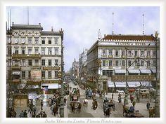 Berlin  Victoria Hotel  Unter den Linden Circa 1900