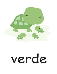 Colors in Spanish ~ Los Colores ~ Classroom Display Print these cute color word signs as a display for your classroom. This classroom display is designed for children who are learning color names in Spanish. Spanish Names, Spanish Worksheets, Tortoise Turtle, Classroom Displays, Learning Colors, Color Names, Turtles, Words, Children