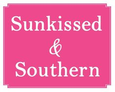 Sunkissed and Southern, a lifestyle blog about all things Southern, fine food, party planning and decorating, and more.  Blogged by an Alpha Delta Pi from University of Tennessee Martin.  http://www.sunkissedandsouthern.blogspot.com