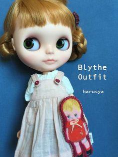 *Blythe outfit・パペット・洋服set*_画像1