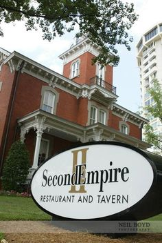 Second empire for smaller weddings located in downtown raleigh nc