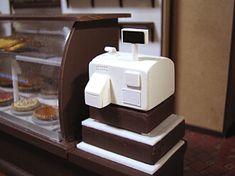 Miniature cash register - Nunu's House