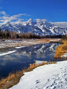 Grand Teton National Park, Wyoming by Matt McGrath Photography, via Flickr