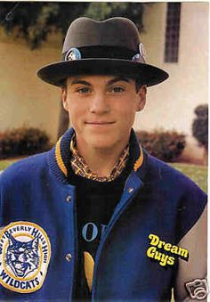 BRIAN AUSTIN GREEN pinup - Very young in hat! L@@K! - ZTAMS Beverly Hils, Brian Austin Green, Beverly Hills 90210, Series 3, Cute Guys, Role Models, Actors & Actresses, Riding Helmets, Eye Candy