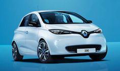 #Renault #Zoe. L'utilitaria sorella maggiore di #Clio a propulsione totalmente elettrica.