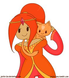 Another+Human+Flame+Princess+by+Jackie-lyn.deviantart.com+on+@deviantART