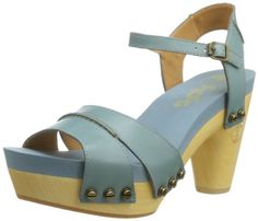 #hot Flogg Women's Florence Platform Sandal,Light Blue,8 M US
