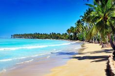 best beaches in caribbean- Co'son Beach, Las Terenas Dominican Republic