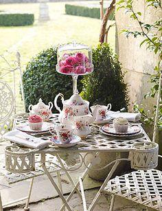 Royal Doulton Rosa Dinnerware - Crystal Classics