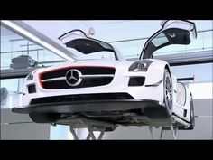 SUBSCRIBE for New Cars:  https://www.youtube.com/c/wmediatv?sub_confirmation=1  Mercedes SLS AMG GT3  Mercedes-AMG is presenting an exclusively appointed special series which is aimed at car collectors with a particular penchant for motor racing. The customer sport racing car is being built by hand in a limited edition of no more than five vehicles in Affalterbach. Record DTM champion and AMG brand ambassador Bernd Schneider is involved hands-on in the production process installing the AMG…