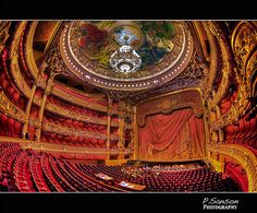 L'opera garnier, Paris - Add one more to the list of places I MUST go.