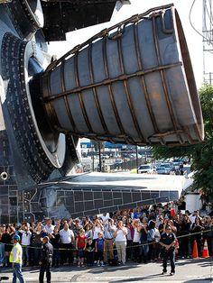 Endeavour: Space shuttle Endeavour
