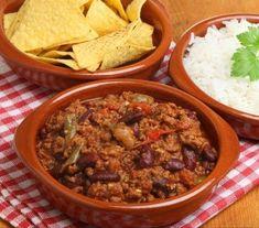 Chili con carne - przepis tradycyjny