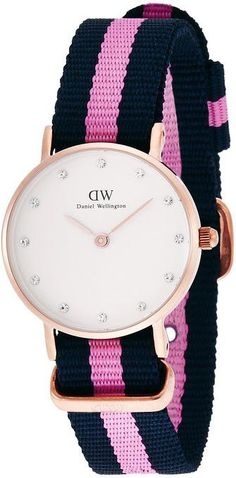 Daniel Wellington 0906DW Women's Watch With Swarovski Stones Classy Winchester