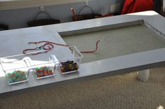 Sewing Table for Kids