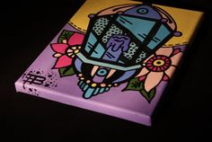 Light the Way by 802Paintings on Etsy