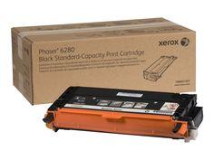 Xerox 106R01391 Phaser 6280 Black Standard Capacity Print Cartridge