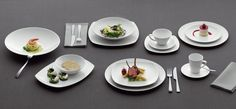 Minimalism meets its maximum-Options by #BAUSCHER turns the spotlight on the essential: your plated culinary masterpiece